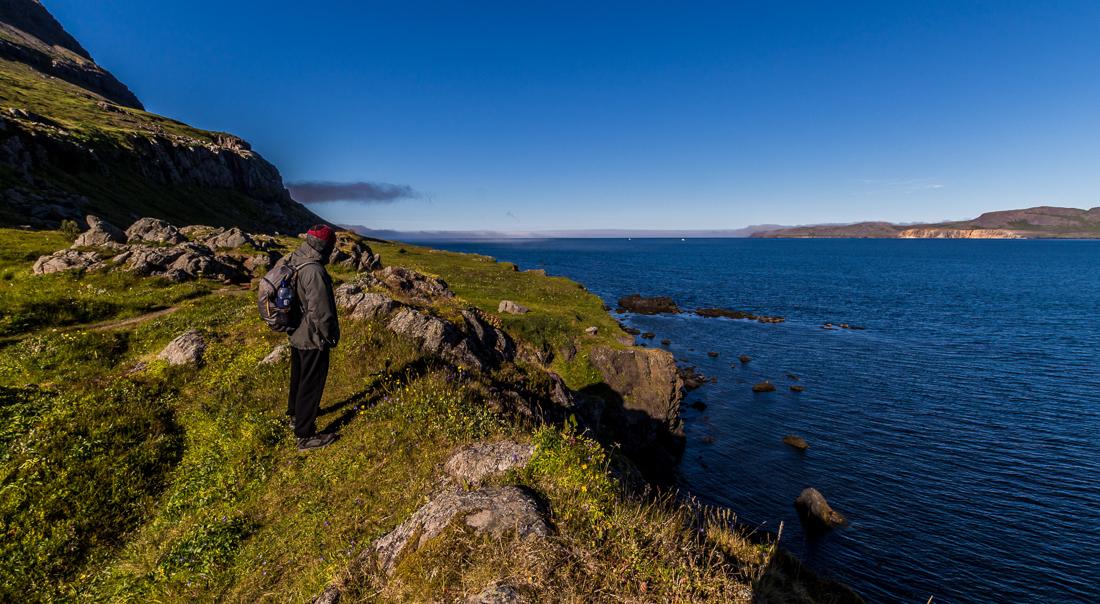 Neskaupstaður-fjord