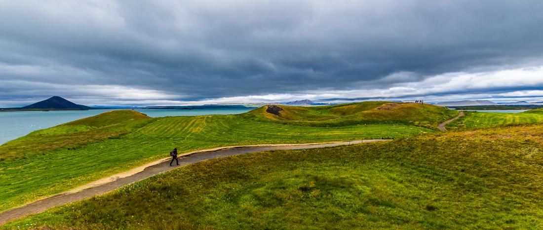 Cratères-nord-islande