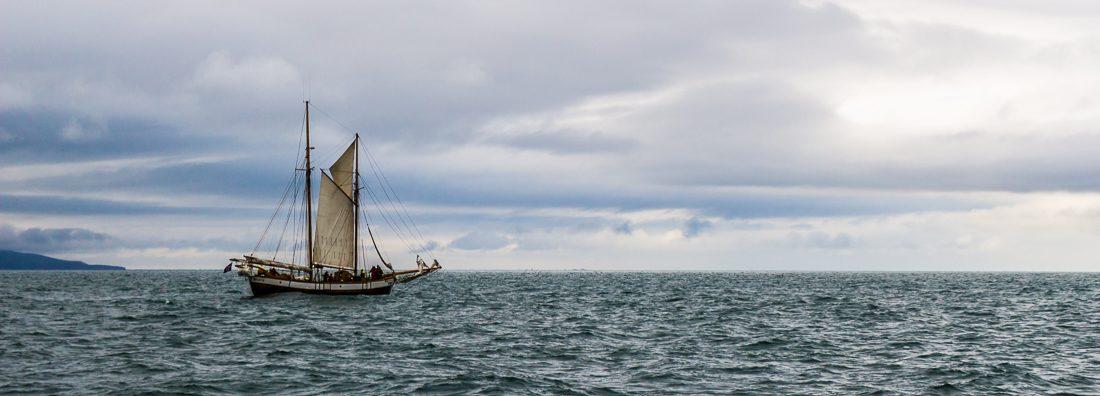 North-sailing