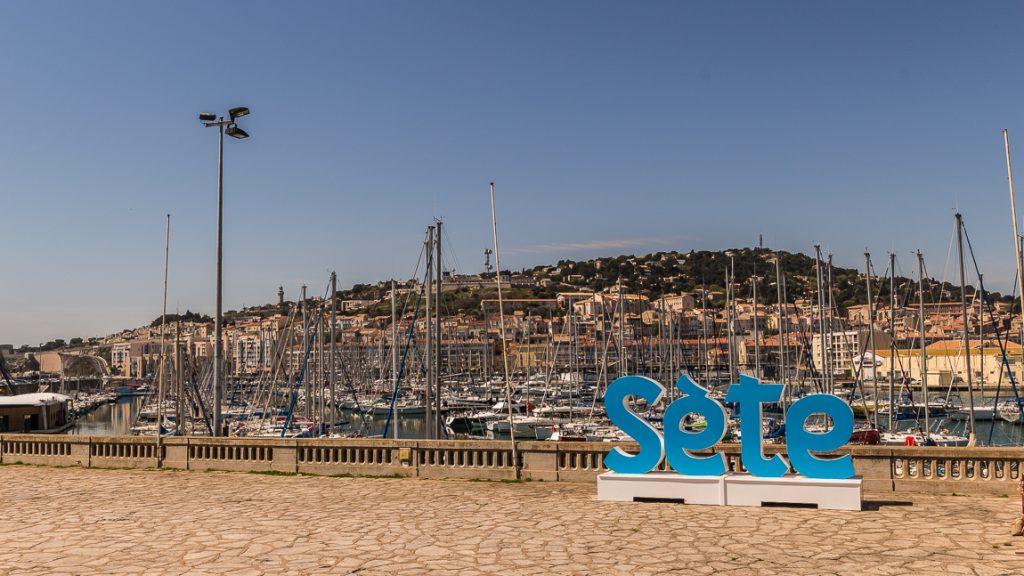 Bienvenue à Sète !