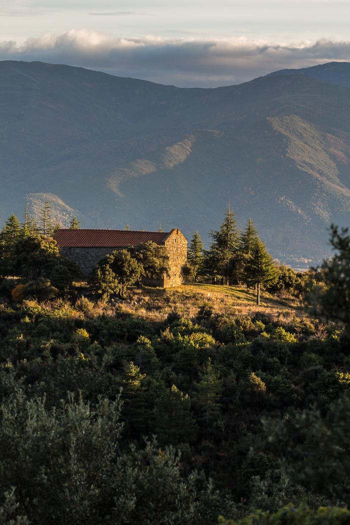 chapelle Sainte Eulalie à Arboussols