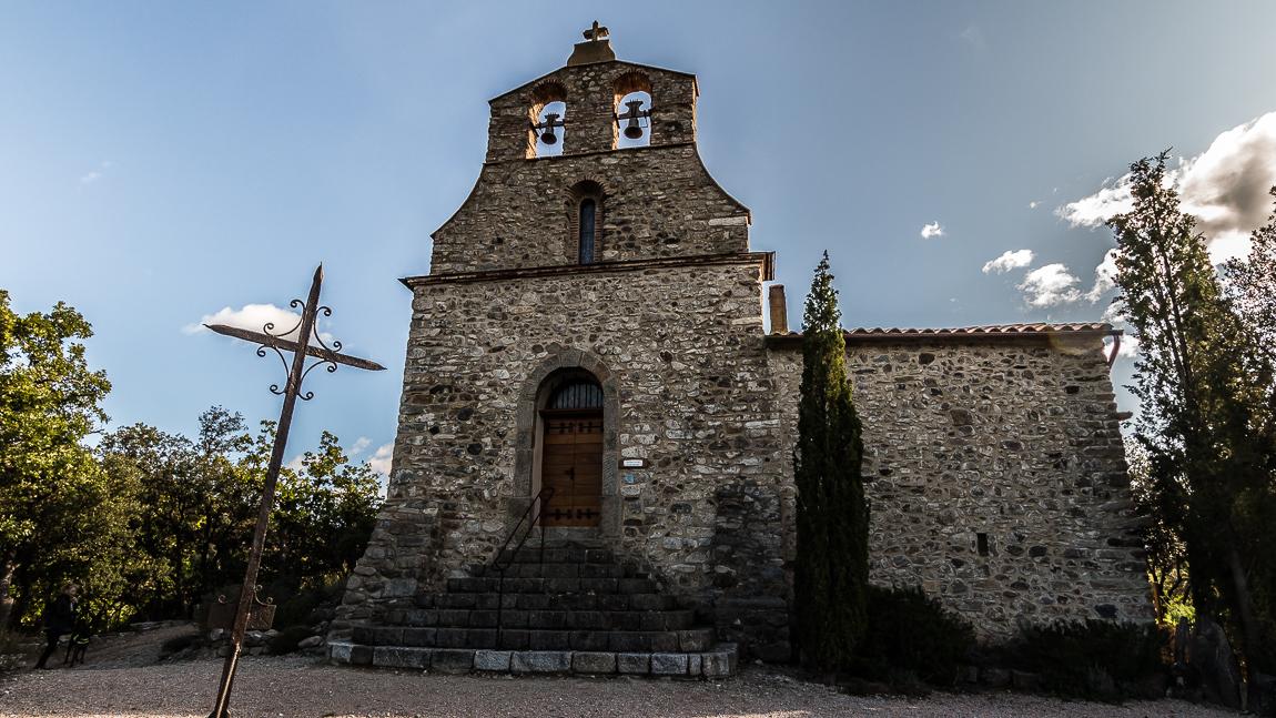 L'Ermitage de Saint Jacques de Calahons