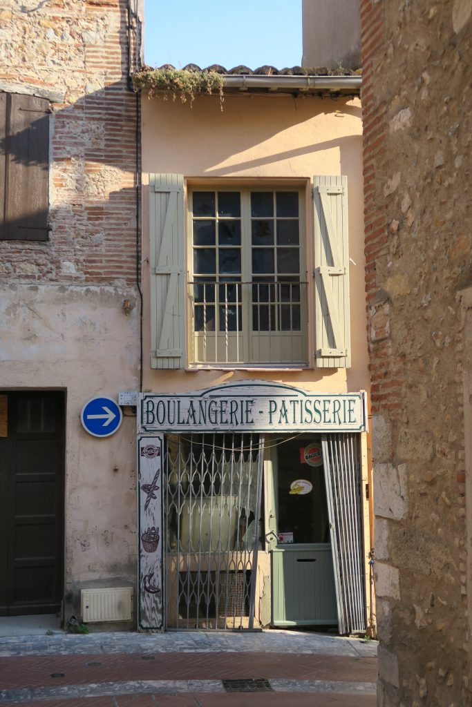 Baixas dans les Pyrénées Orientales