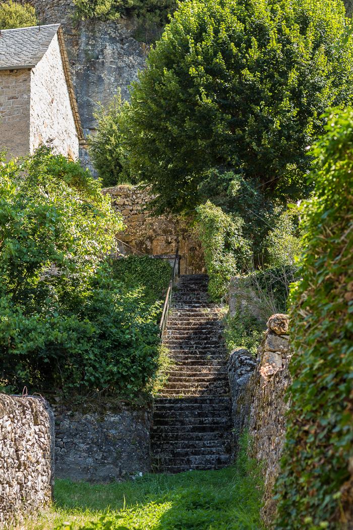 La Canourgue en Lozère