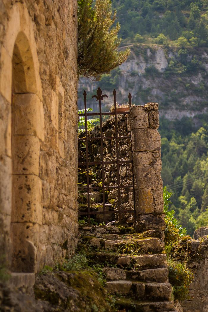 Saint Chély du Tarn en Lozère