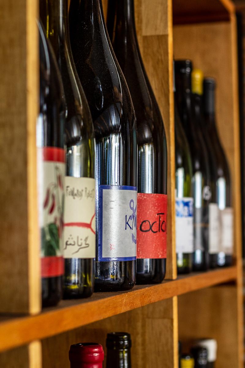 Restaurant cave à vin El Silex Tautavel