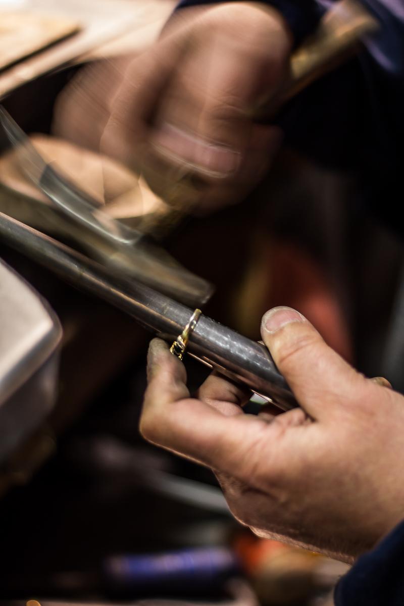 Au grenat de Tautavel artisan bijoutier
