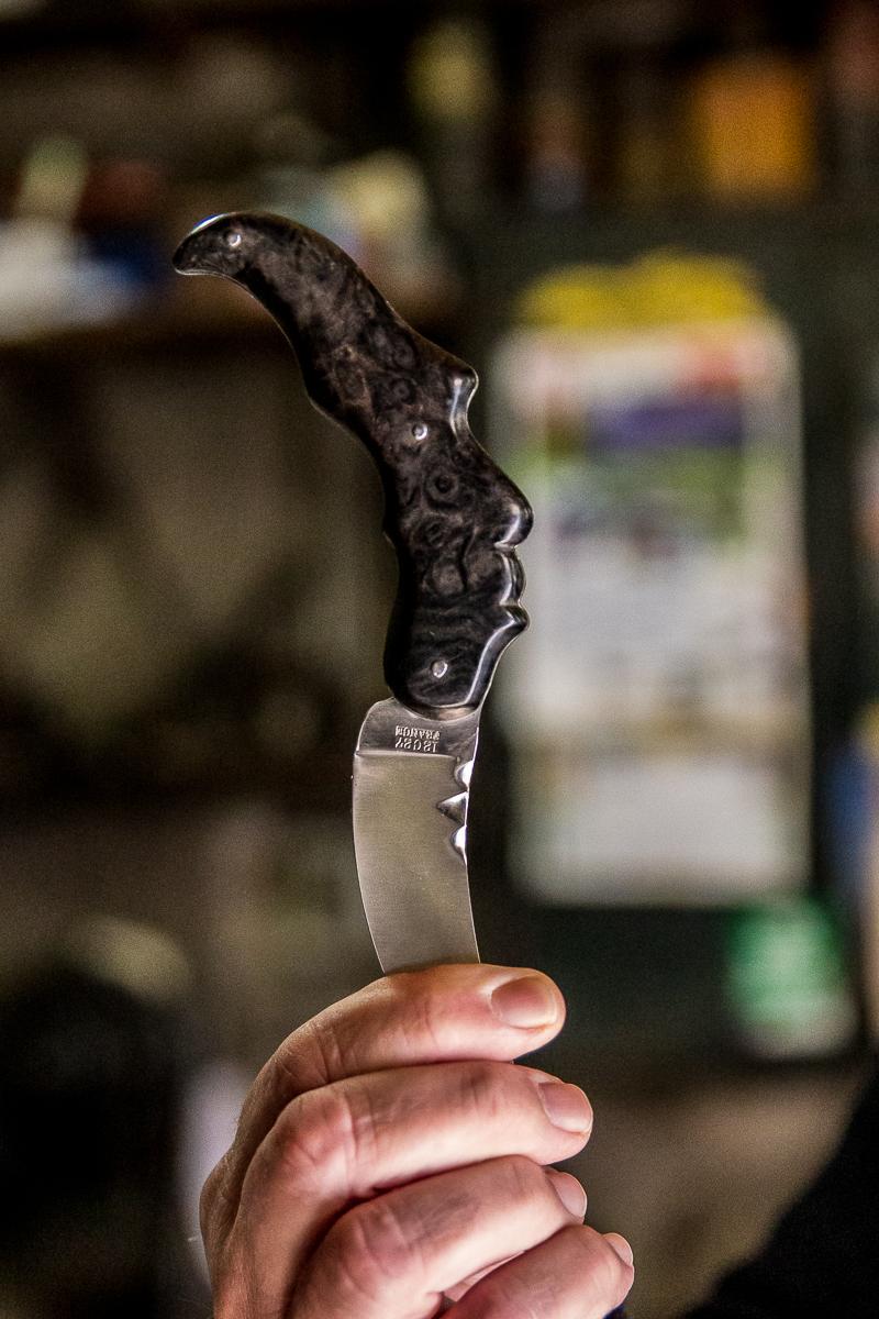 Le Tautavellois couteau de Tautavel
