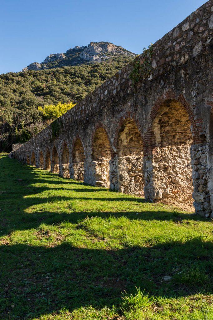 Pont Aqueduc d'Ansignan