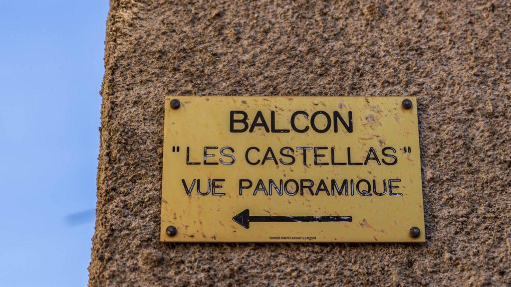 Balcons Les Castellas Ansignan