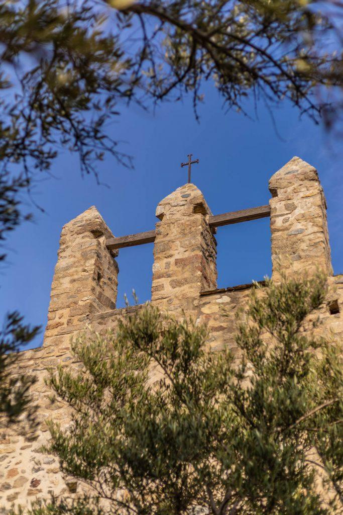Église de Casenoves à Ille sur Têt