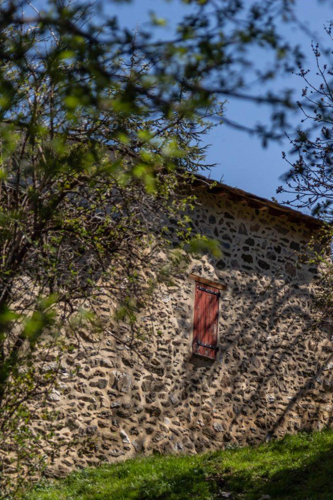 Hameau d'En à Nyer dans les Pyrénées Orientales